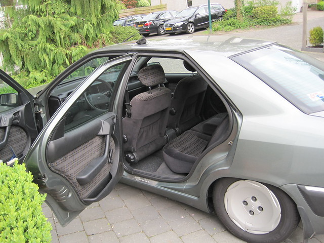 Xantia with new interior nice flickr photo sharing for Interieur xantia