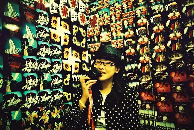 Lomographer ♥ Cherie ♥