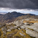 Caisteal Abhail from Goatfell summit