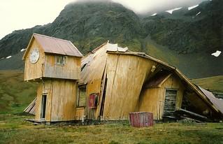 Cinema Grytviken South Georgia