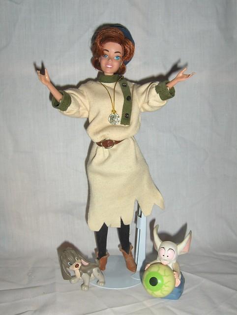 Anastasia Adventures with Pooka and Bartok