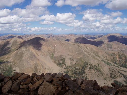 Mount Elbert Panorama #8.