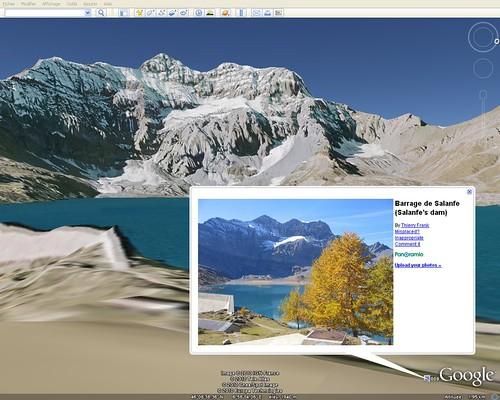 Switzerland: Barrage de Salanfe