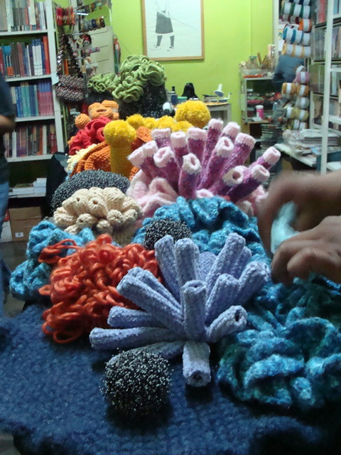 How to Exchange Knitting to Crochet or Crochet to Knitting - How