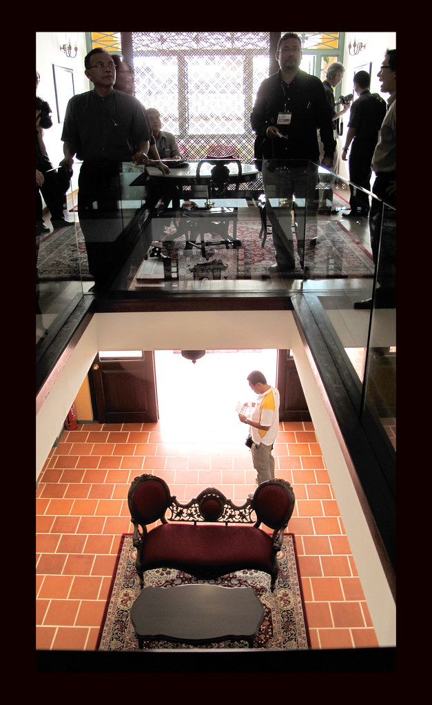 Straits Hotel - Atrium