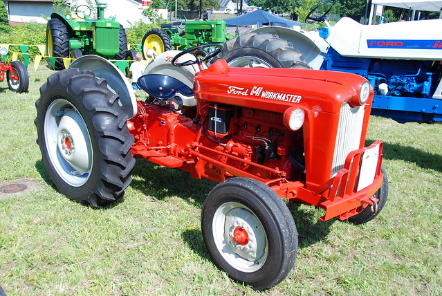 Ford 641 Workmaster Tractor : Download ford workmaster manual diigo groups