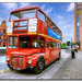Routemaster in Birmingham