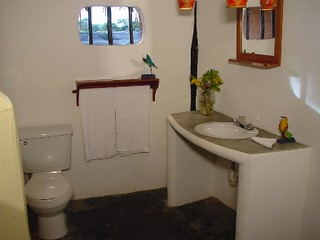 Baño Churuata
