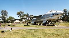 Starboard forward quarter, B-47 at Castle AFB