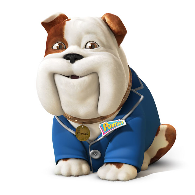 Churchill Insurance Dog Name