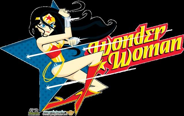 Wonder Woman Flickr Photo Sharing