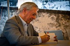 Mario Vargas Llosa von dadevoti bei Flickr