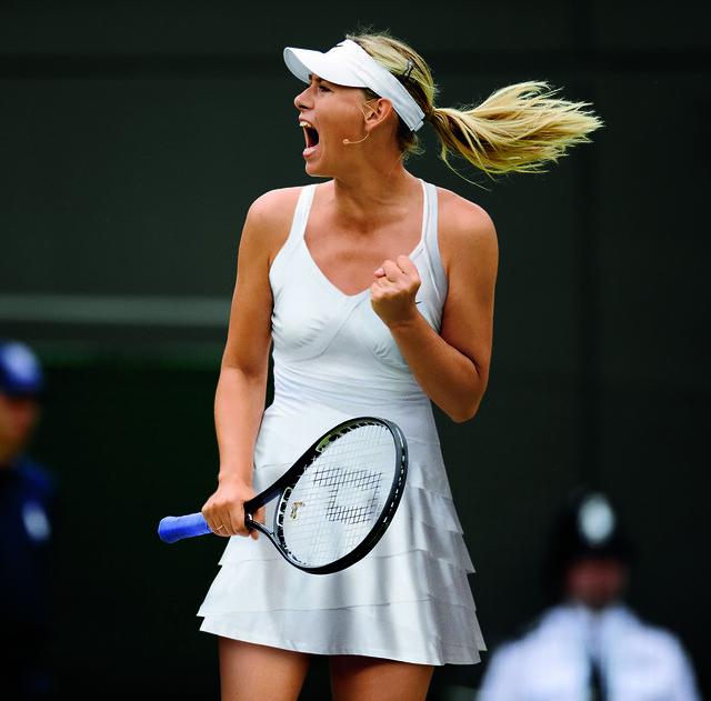 2010 Wimbledon: Maria Sharapova Nike outfit | The original ...