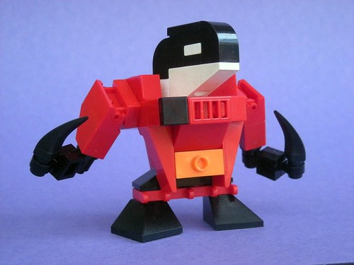 Battle Beasts: Thriller Whale