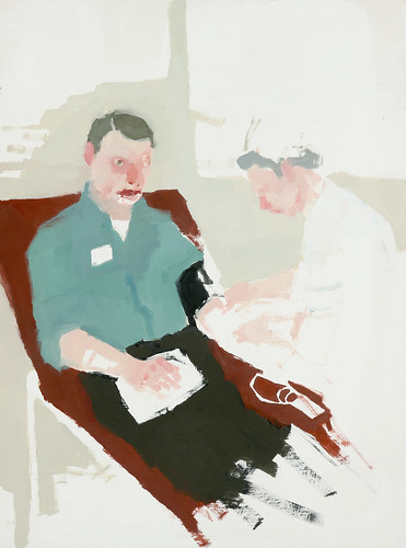Blood Draw with Nurse