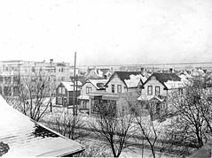 Sherbrook Street, December 25, 1914