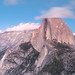 Half Dome With A Cap