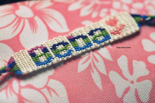 06ad5a325 موضوع نظيف :friendship bracelets \\ تعلمي اساسيات صنع اساور الصداقة ...