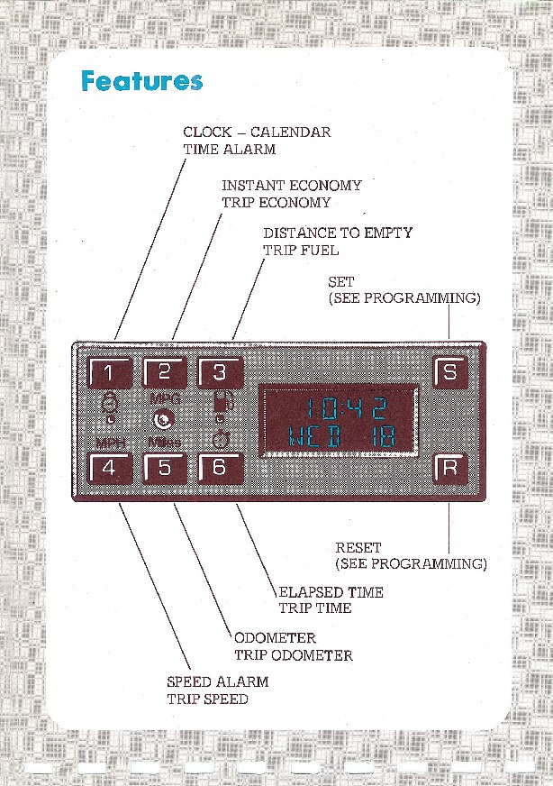 What sort of signal does the EEC-IV Pin 34, Data Output Link, PWM