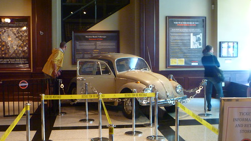 Ted Bundy's VW Bug
