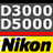 the Nikon D3000/D5000 group icon