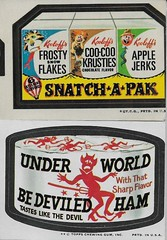 Wacky Packages ( Topps 1970's )