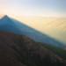 Mt Rocciamelone Shadow by a galaxy far, far away...