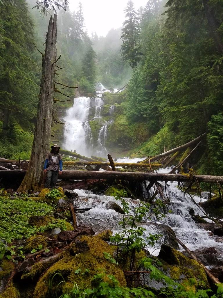 Upper Linton Falls