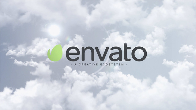 Sky Logo Intro After Effects Template