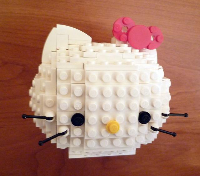 Cute lego 2 del a gallery on flickr - Lego hello kitty maison ...