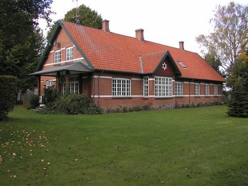 Sædder Sogns præstegård