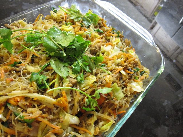 Taiwanese Style Fried Vermicelli | Flickr - Photo Sharing!