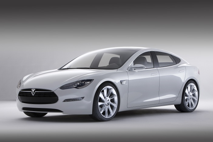 """Minden idők legbiztonságosabb autója a Tesla """"S"""""""