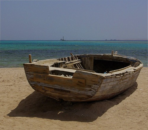 The Fishing Boat - egypt