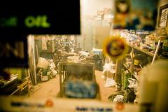 machinist's room