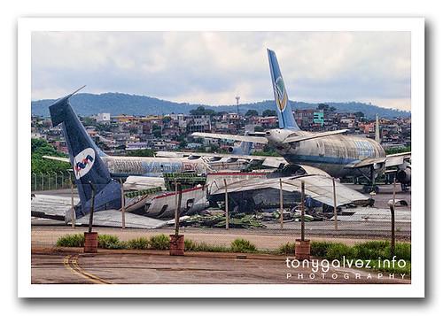 85% de los aeropuertos brasileños, en situación preocupante o crítica
