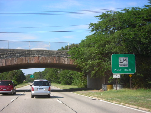 Meadowbrook State Parkway Overpass