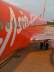 Air Asia ... I wonder if Virgin loaned them their designer