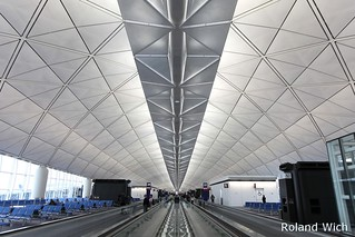 Hong Kong - Chek Lap Kok International Airport