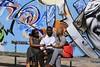 Schwarzes Afrika Medien Treffen AFROTAK cyberNomads TV Adetoun & Michael Kueppers Adebisi meets Kevins Digital Media Kevin John Uguru Afrikanische Diaspora Deutschland Nigeria Jamaika