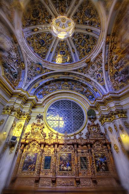 Burgos Cathedral - Catedral de Burgos HDR 7