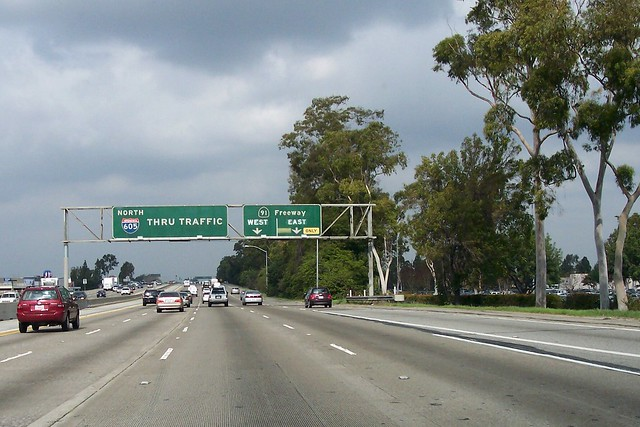 605 Freeway: Closures Planned For 10 Freeway And 10/605 Intersection