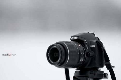 Nikon D3000 by m.chiuuu
