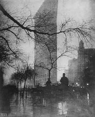 Flatiron Building - By Steichen 1904
