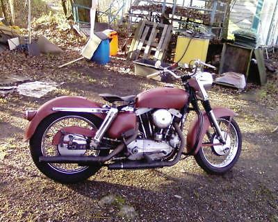 Harley Davidson Sportster XLH 1949