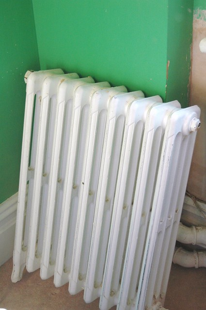 RADIATOR PULLED OFF WALL - DIYNOT.COM - DIY AND HOME IMPROVEMENT