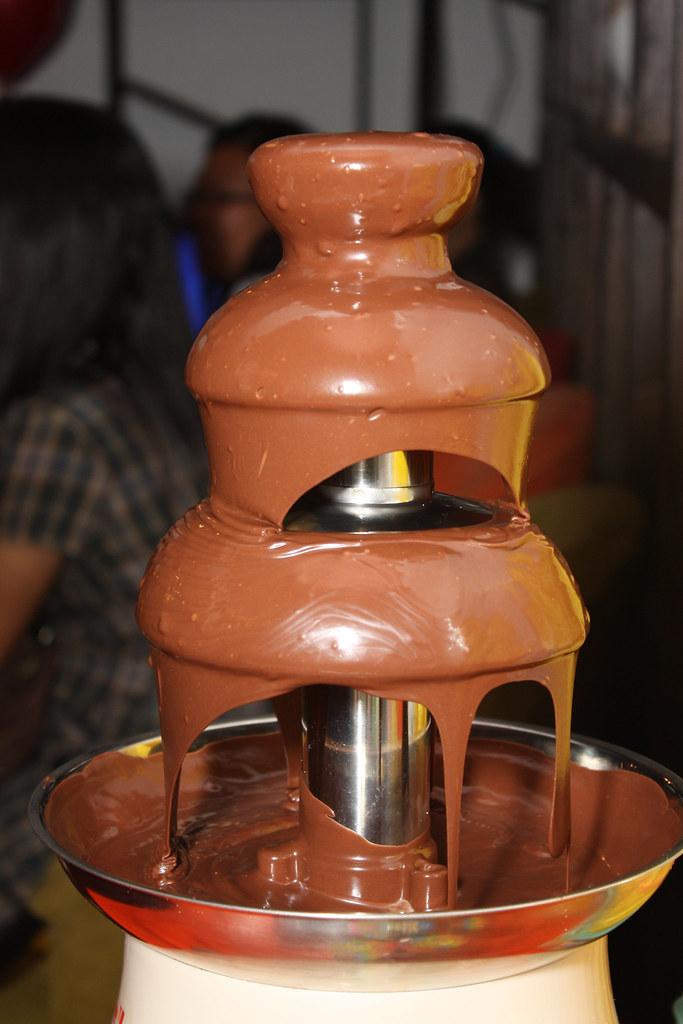 What Kind of Chocolate Could Be Used in a Chocolate Fountain