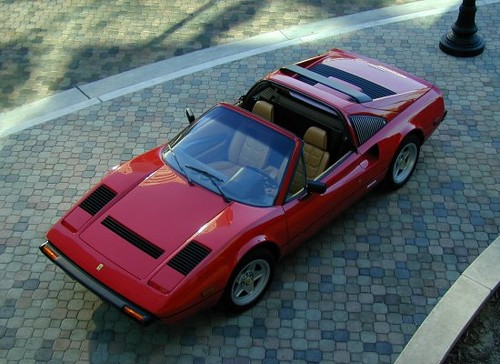 1984 Ferrari 308 Gts Quattrovalvole Flickr Photo Sharing