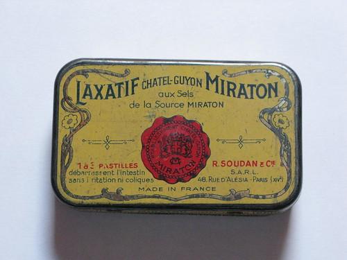Laxatif Miraton