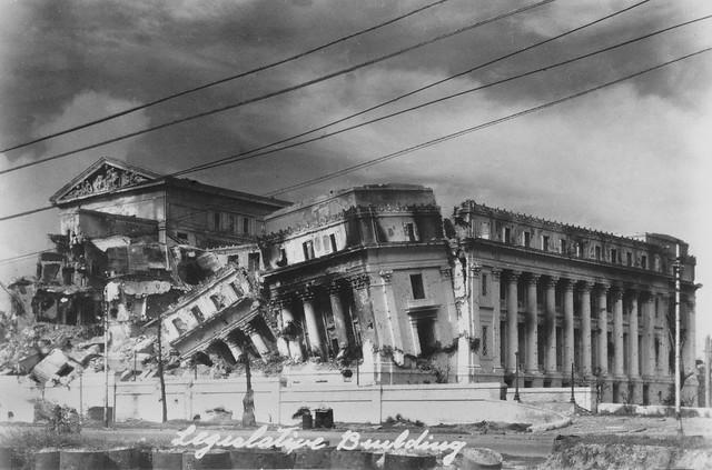 Old Legislative Building Legislative Building